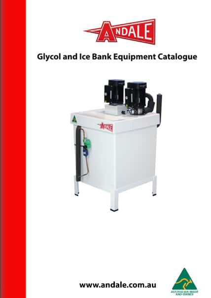 Glycol and Ice Bank Cat