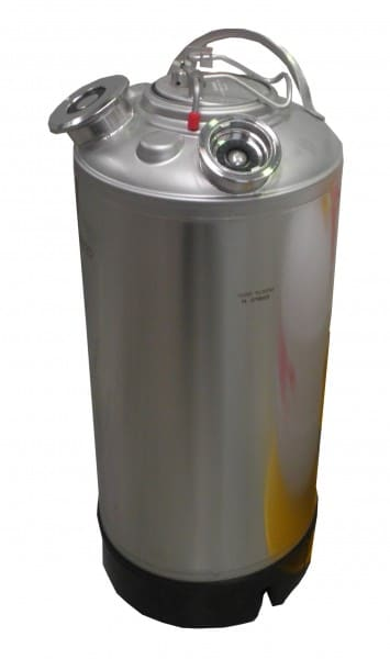 18ltr Micro Matic SS Washout Canister