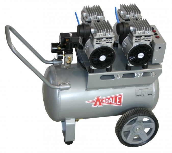 AIR COMPRESSOR - OILLESS