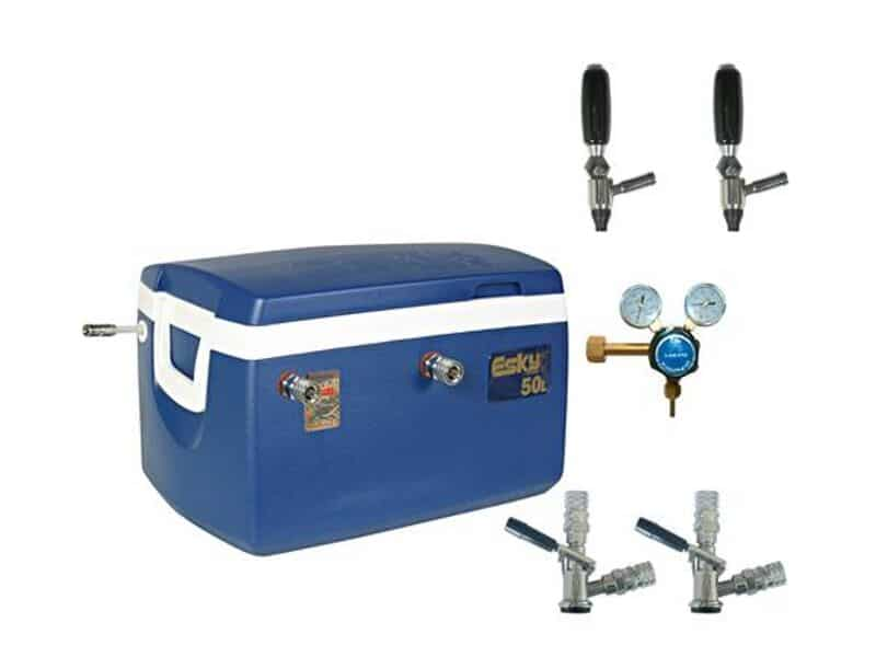 Cold Plate Cooler Pack - Double