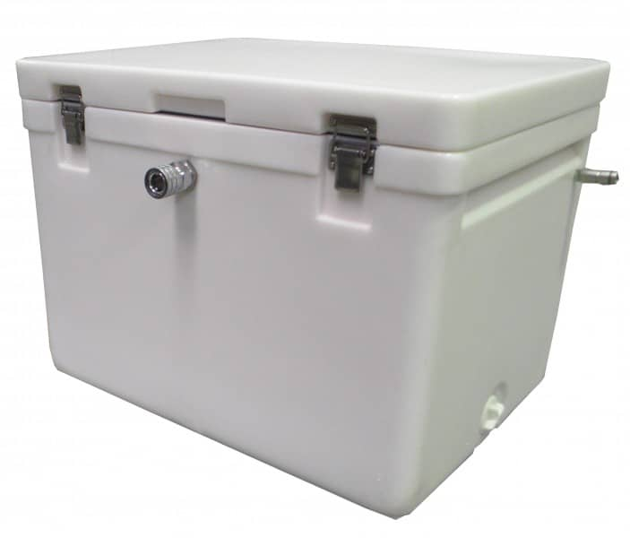 Deluxe Cold Plate Cooler