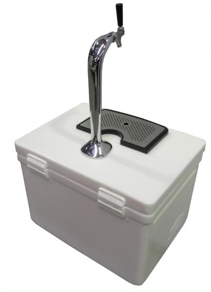 Deluxe Cooler With Font